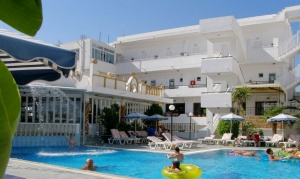 Grecian Fantasia Resort ★★