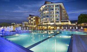 Ramada Resort Kusadasi & Golf ★★★★★